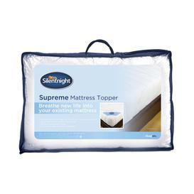 image-Silentnight Supreme Mattress Topper