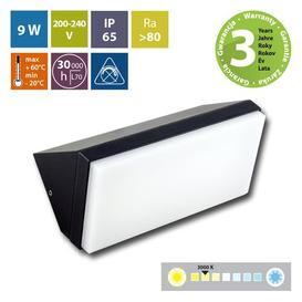 image-Blitar LED Outdoor Bulkhead Light Sol 72 Outdoor Colour Temperature: 3000K