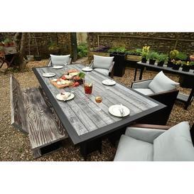 image-Luxury, Hard Wearing, Hand made Garden Table