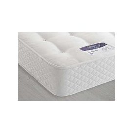 image-Silentnight - Miracoil Serenity Ortho Mattress - Open Coil - Single