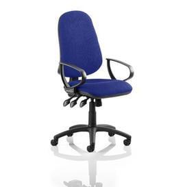 image-Novus Mid-Back Desk Chair Symple Stuff Colour: Serene