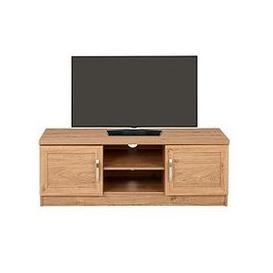 image-Camberley Tv Unit - Oak Effect - Fits Up To 48 Inch Tv