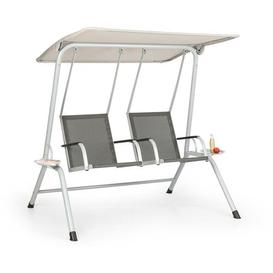 image-Hollywood Bel Air Swing Seat with Stand Blumfeldt