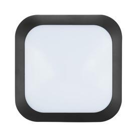image-Midsomer LED Outdoor Bulkhead Light Sol 72 Outdoor Finish: Black