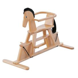 image-Swingly Stern Rocking Horse Geuther Colour: Light Brown