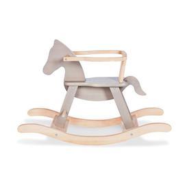 image-Rocking Horse Pinolino Colour: Grey/Beige