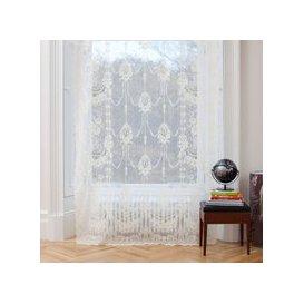 image-Ayrshire Lace - Skye (colour: Ivory, size: 152cm x 228cm)