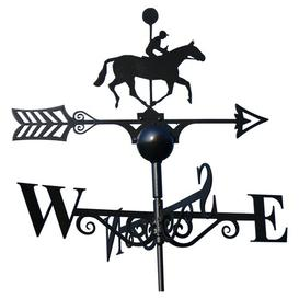image-Chamisa Winning Post Weathervane Brambly Cottage