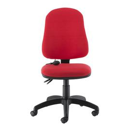image-Ergonomic Office Chair Symple Stuff Colour: Red