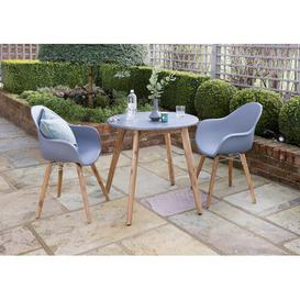 image-Collier 2 Seater Bistro Set Sol 72 Outdoor