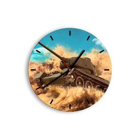 image-Mizuki Silent Wall Clock Brayden Studio