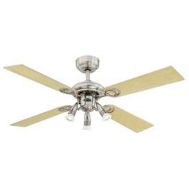 image-105cm North BurnetGateway 4 Blade Ceiling Fan