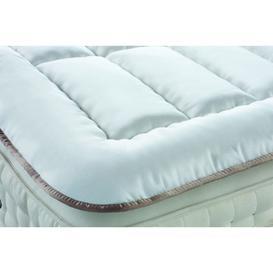 image-Vispring Heaven Luxury Mattress Topper - Emperor 202 x 200cm - 6ft 6inches