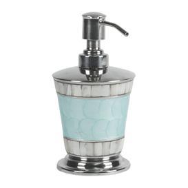 image-Julia Knight - Classic Soap Dispenser - Aqua