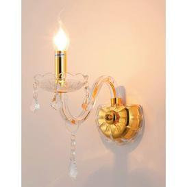 image-Ankeny 1-Light Candle Wall Light