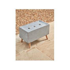 image-NEW Standing Water Feature - Rectangular