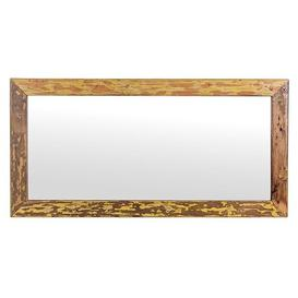 image-Cal Stadium Furniture Rectangular Mirror 24x36cm