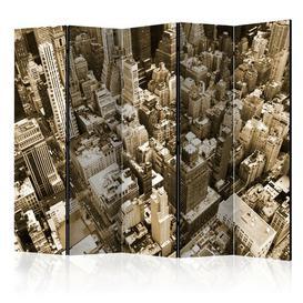 image-Mnatsagan Room Divider Ebern Designs Number of Panels: 5