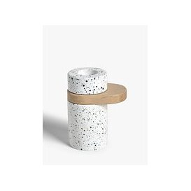 image-John Lewis & Partners House Speckle Candle Holder