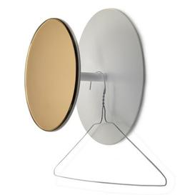 image-Reflect Hook - Mirror - ├ÿ 25 cm by Serax White,Copper