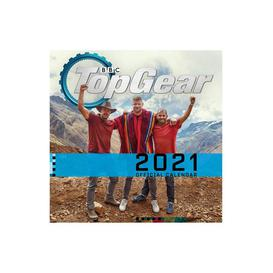 image-Top Gear Calendar 2021