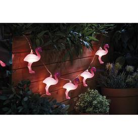 image-Tarbox Flamingo String Lights Sol 72 Outdoor
