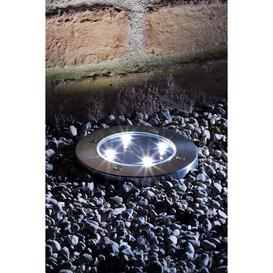 image-Set of 4 Solar Deck Lights