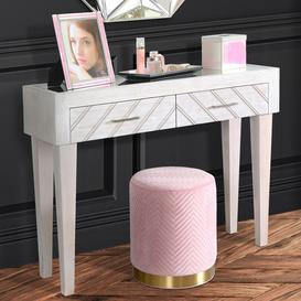 image-Roland Natural Wood Console Table