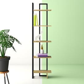 image-Carmen Corner Bookcase Hashtag Home