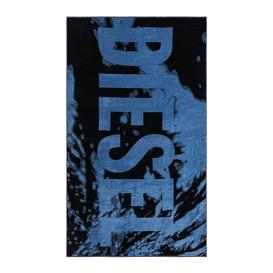 image-Diesel Living - Flora Shadow Beach Towel - Jeans