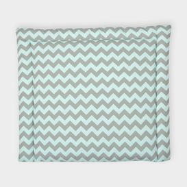 image-Changing mat KraftKids Colour: Turquoise, Size: 85 x 75cm