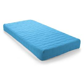 image-Kids Jazz Coil Memory Foam Small Double Mattress In Light Blue