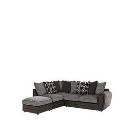 image-Bardot Left-Hand Scatterback Corner Chaise Sofa
