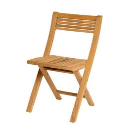 image-Alexander Rose Garden Furniture Roble Folding Chair