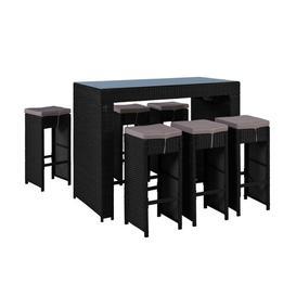 image-Amiri 6 Seater Dining Set Ebern Designs