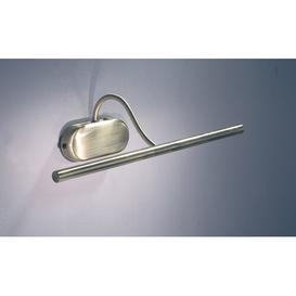 image-2 Light Wall Picture Light ClassicLiving Finish: Antique Brass