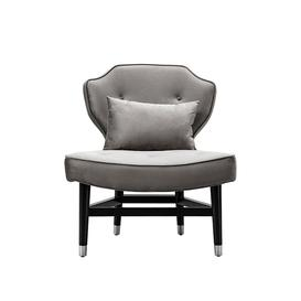 image-Wallberg Occasional Chair Dove Grey