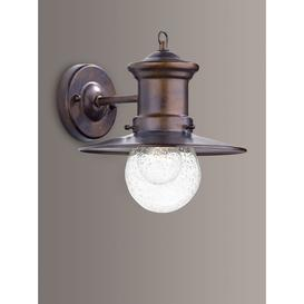 image-Där Sedgewick Indoor/Outdoor Wall Light, Bronze