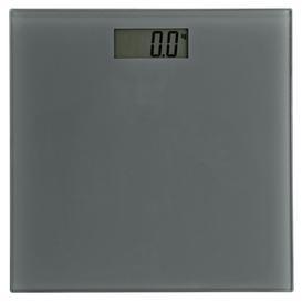 image-Argos Home Electronic Bathroom Scales - Grey