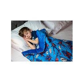 image-Rest Easy Sleep Better Ultimate Spider-Man Weighted Blanket &Ndash 3 Kg