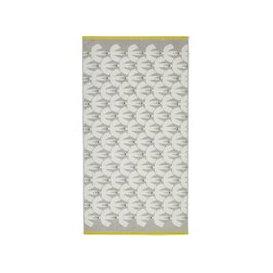 image-Scion Pajaro Hand Towel, Steel