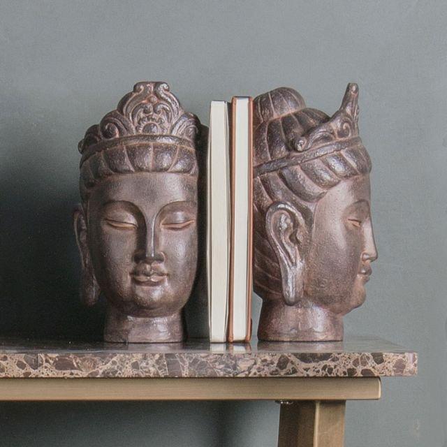 image-Sharga Buddha Bookends