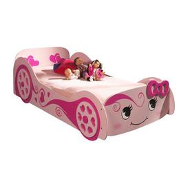 image-Pretty Girl European Single Car Bed Just Kids