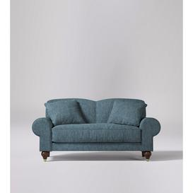 image-Swoon Lambeth Two-Seater Sofa in Thunder House Weave
