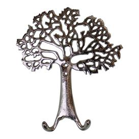 image-Tree Of Life Wall Hanging Double Coat Hook