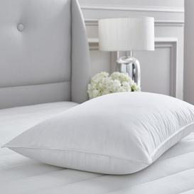 image-Silentnight Ultimate Luxury Hungarian Goose Feather & Down Pillow Silentnight