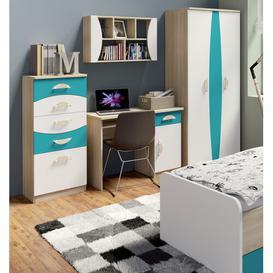 image-Nyah 4 Piece Bedroom Set Isabelle & Max