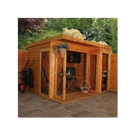 image-Mercia Combi Garden Summer House (10' x 8')