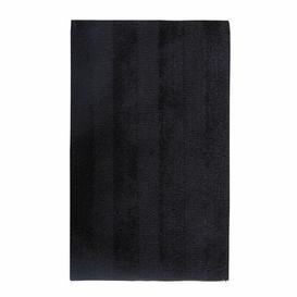 image-Maryanne Bath Mat Zipcode Design Colour: Black, Size: 60cm W x 90cm L