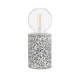 image-Percy Mini Terrazzo Table Lamp